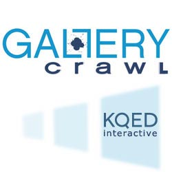 KQED: Gallery Crawl