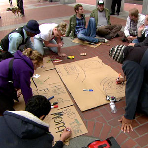 Learn more about Occupy Bay Area at YBCA