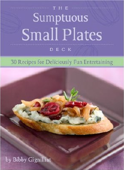 Recipe cards redux bay area bites kqed food this delectable deck of cards is written by local entrepreneur bibby gignilliat the founder and executive chef of parties that cook forumfinder Images