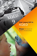 KQED Legacy Gift Brochure Cover