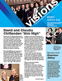 Visions Winter 2014