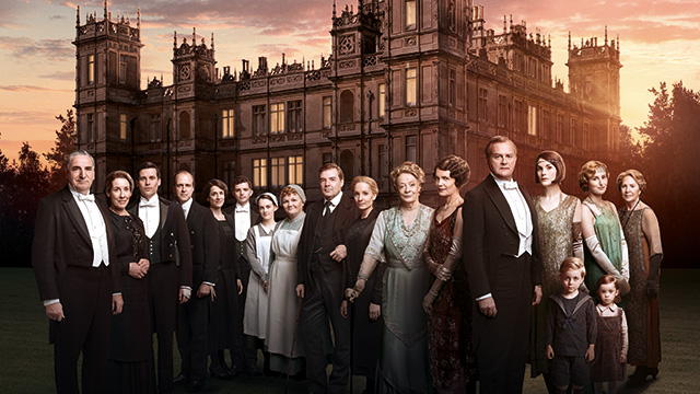 Downton Abbey Season Six Cast