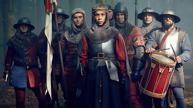 The Hollow Crown ? The War of the Roses