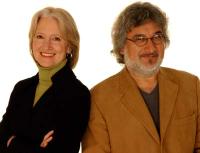 Directors Elizabeth Farnsworth and Patricio Lanfranco