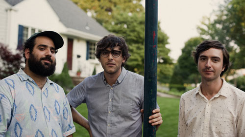 Real Estate play Noise Pop on Friday, 2/28 at The Independent