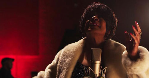 Merry Clayton in 20 Feet From Stardom
