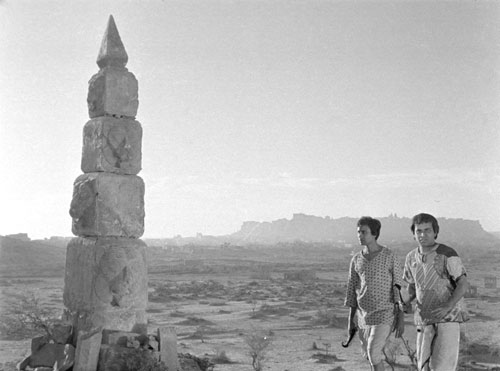 Satyajit Ray, The Adventures of Goopy and Bagha, 1968
