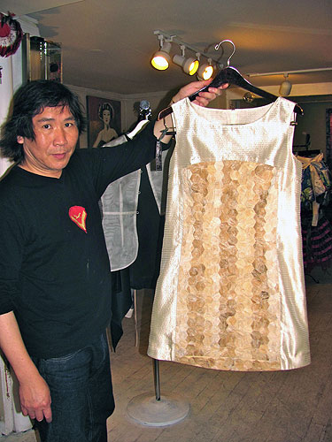 Victor tung san francisco 39 s own haute couture master for Own the couture